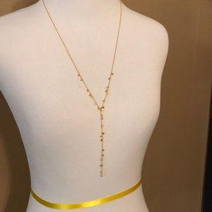 Delicate gold Gorjana Necklace